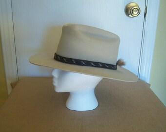 63285d61324 Vintage Western Cowboy Hat