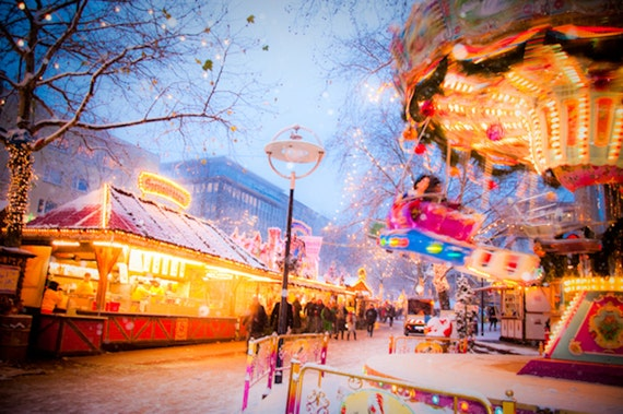 German Christmas Market Dortmund Germany Christmas Markets Etsy