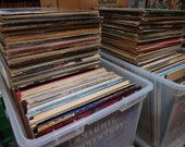 Nice Lot of (20) RANDOM LP 39 s Records 12 quot 33 RPM vinyl records for playing or resale