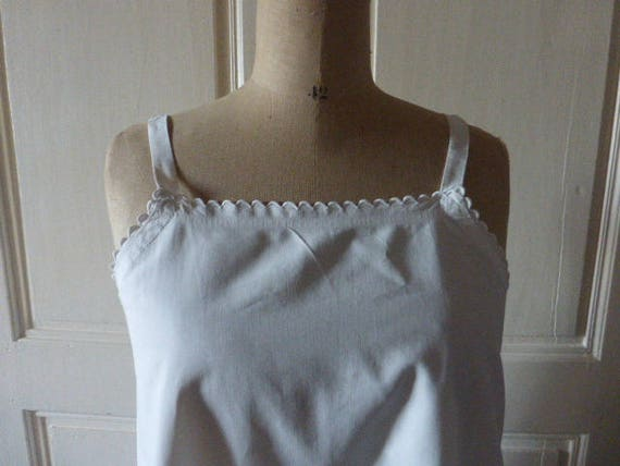 96e80400e1 Vintage Nightdress Night Gown Chemise French Art Deco