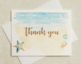 Surfing Thank You Card Printable Thank You Instant Download Thank You Card Matching Thank You Card Surfboard Thank You Card