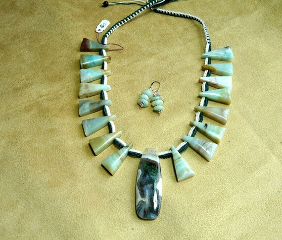 45 cm Vintage Necklace necklace Crochet 925 Silver DESIGN classy SK1340