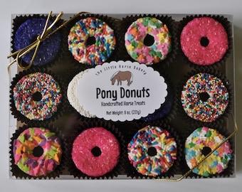 Pony Donuts Horse Treats