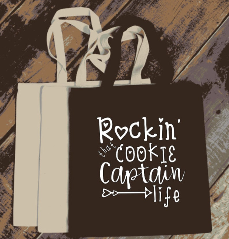 Cookie Shirt  Cookie Captain  Scout Cookie Shirt  Scout image 0