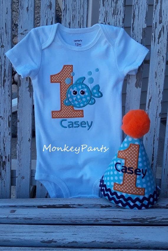 Carters First Birthday Shirt Boy T