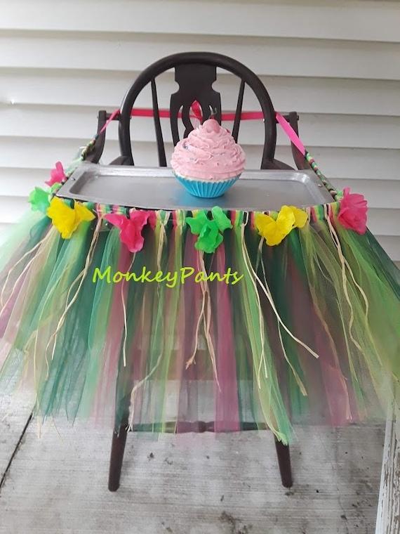 Hawaiian Luau Birthday Decoration