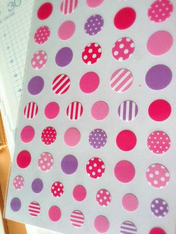 NEW**  Spring sticker SALE Filofax, Planner stickers, hobonichi,midori,ErinCondren. JOY6