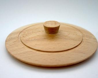 Couvercle en bois pour MSR Titan Cup