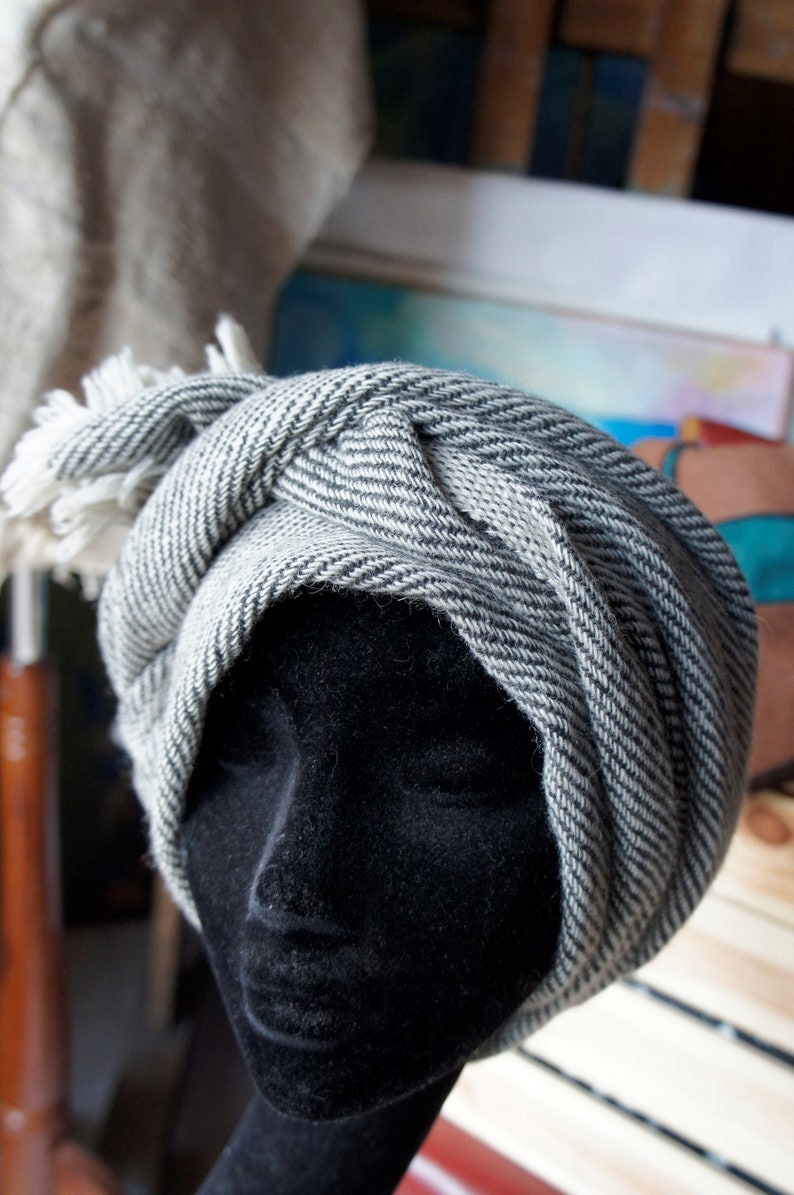 Turbante Fascia  Sciarpa calda e morbida image 0