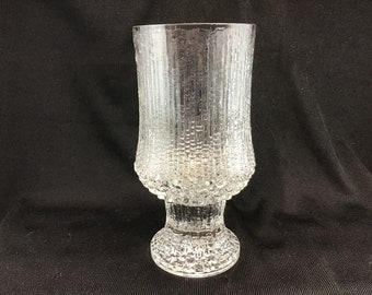 Iittala Finland Ultima Thule Water Goblet Wine Glass