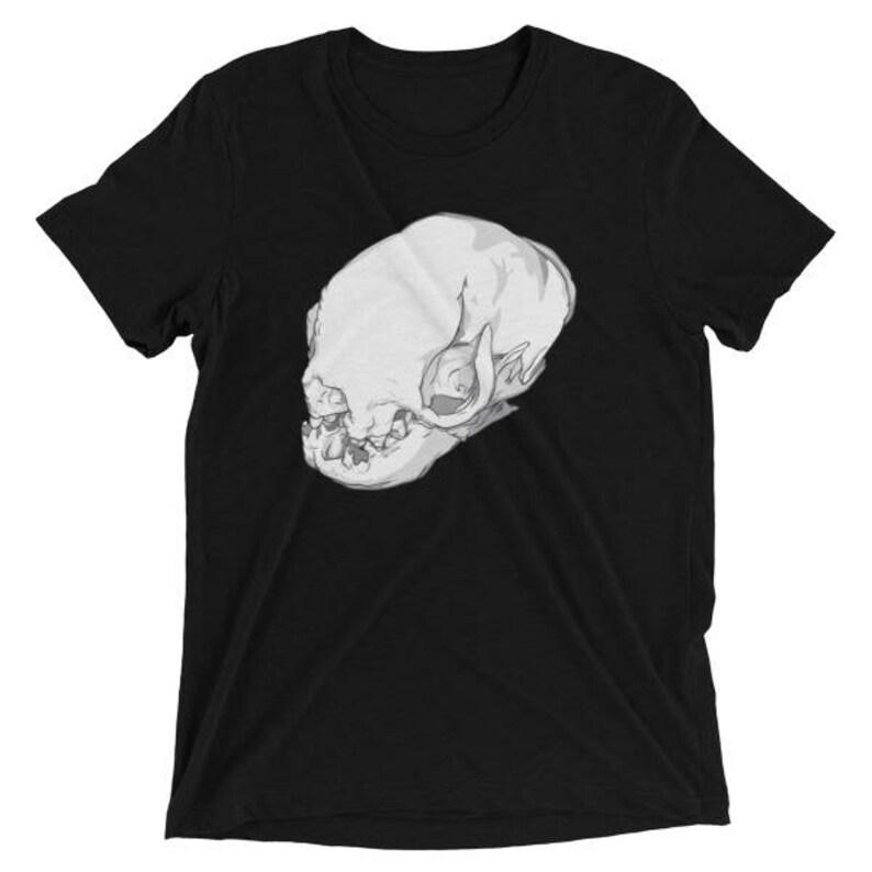 Sloth Skull Tee image 0