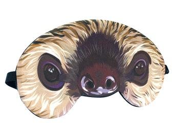 Two-Toed Sloth Sleep Mask
