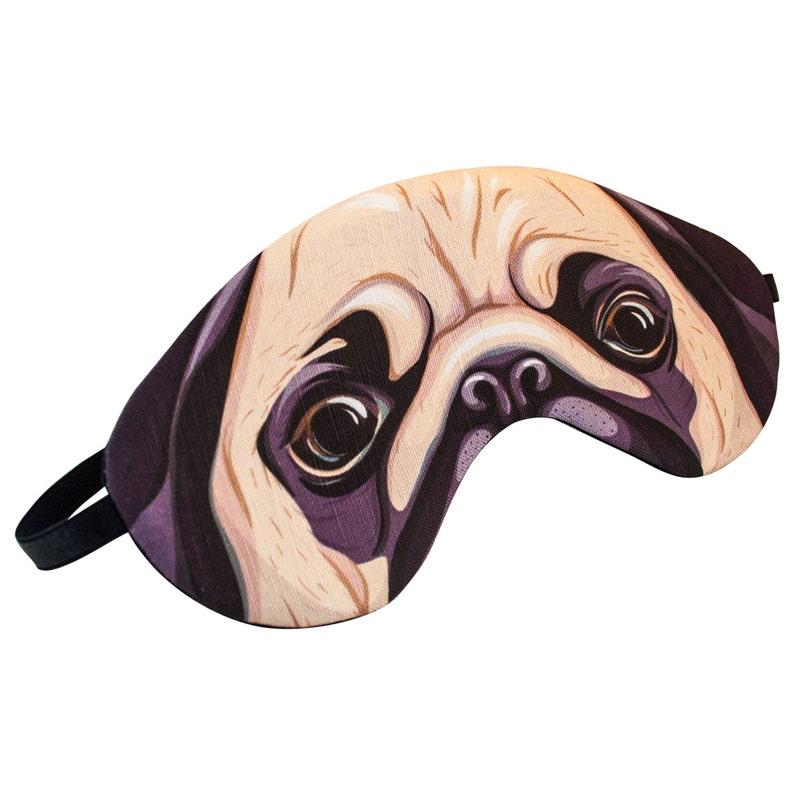 Pug Sleep Mask image 0