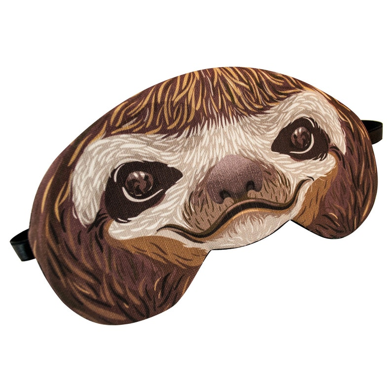 Sloth Sleep Mask image 0