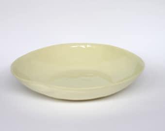 organic pasta bowl - porcelain (citrus)