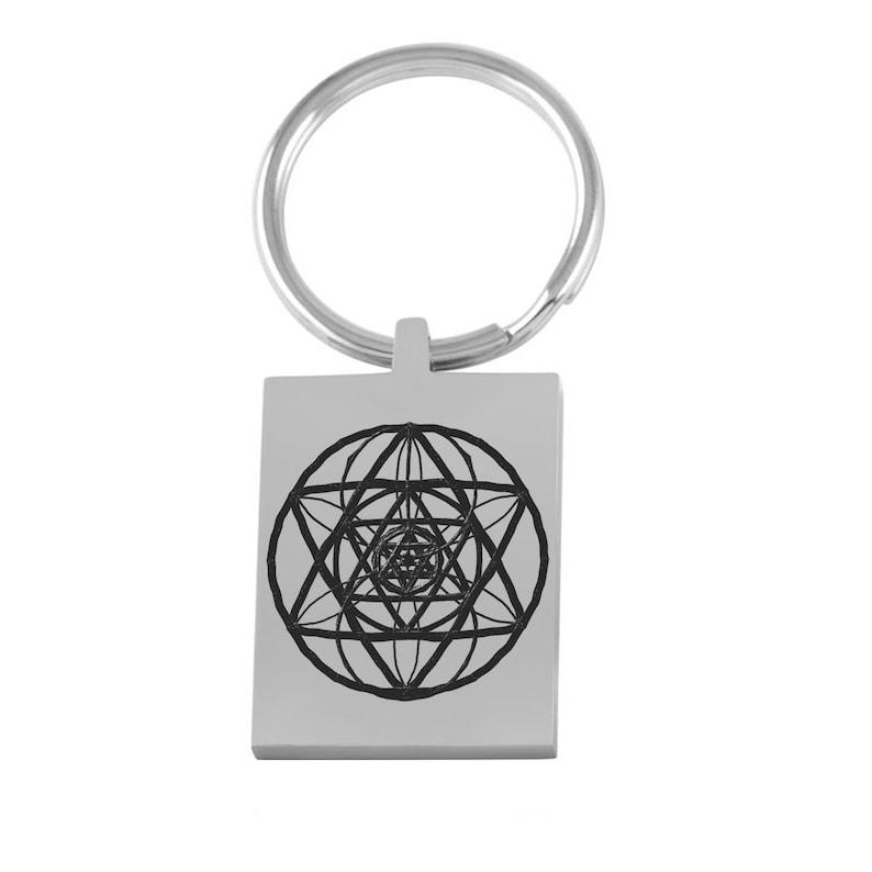 Energetic shield Sitre Haim-Key chain
