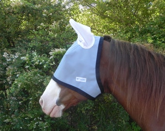 Nag Horse Ranch 90% UV proof eye protection shade with ears and fly mask