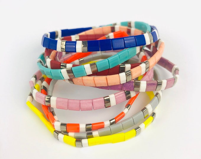 Featured listing image: Miyuki Delicas Bracelet