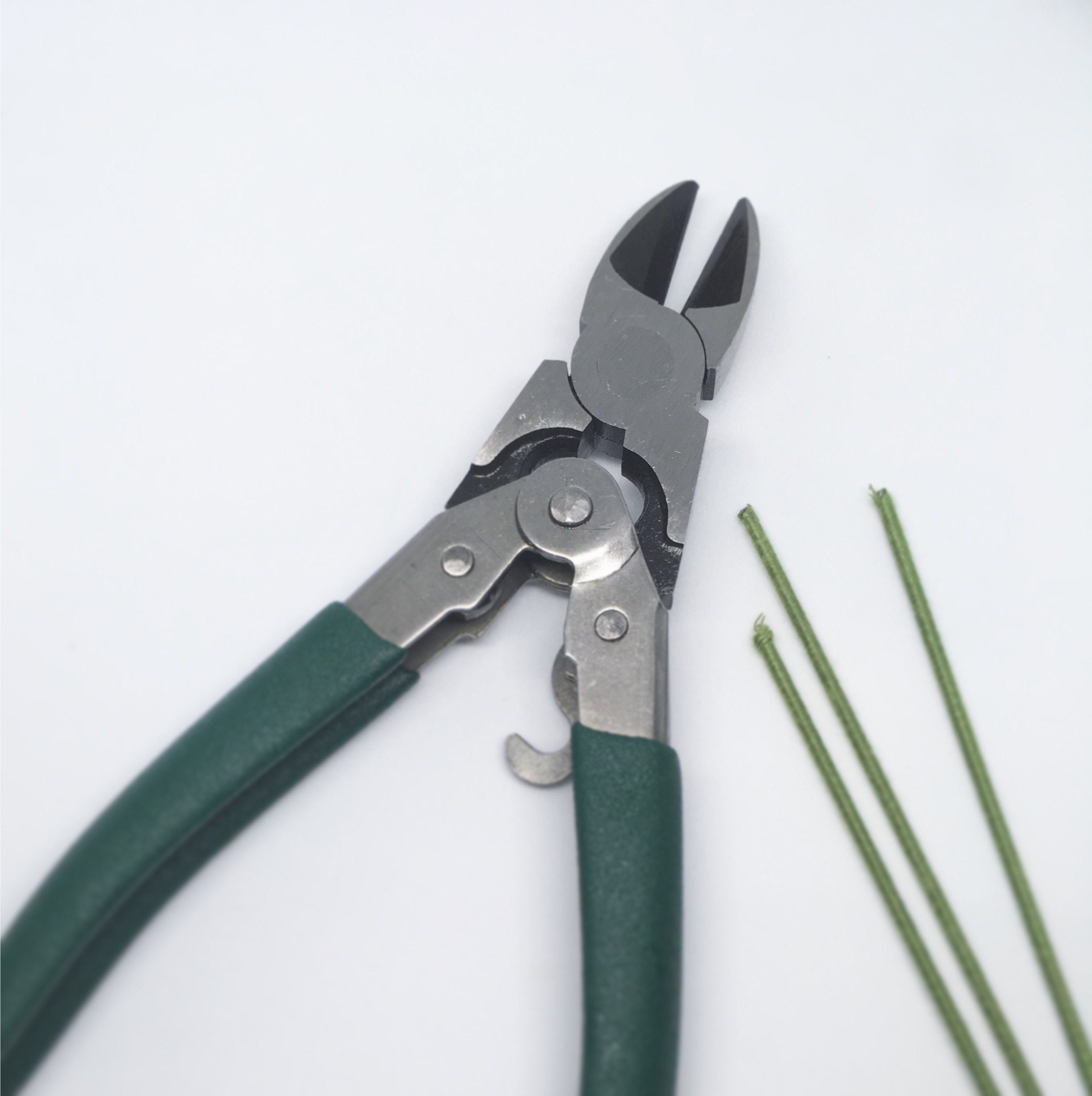 Floral wire cutters, snips, wire snippers, flower cutter, florist ...