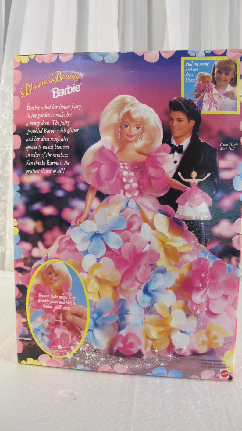 d44d2dfd86b Vintage Mattel Blossom Beauty Barbie 17032 | Etsy