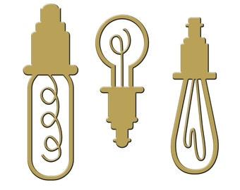Industrial Steampunk Lightbulbs