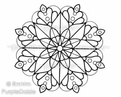 mandala color page coloring page printable mandala large jpeg etsy. Black Bedroom Furniture Sets. Home Design Ideas