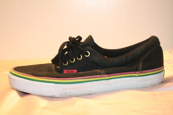 Size 9.5,MEN VANS SNEAKERS,vans shoes,van shoes m… - image 4