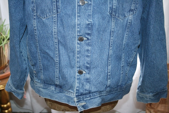 GRUNGE DENIM JACKET,denim jacket,hipster denim ja… - image 6