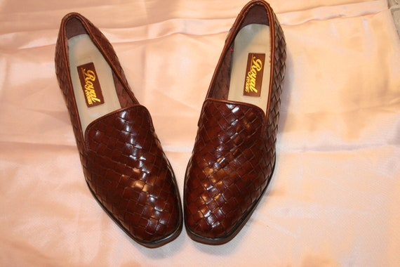Size 7.5,HIPSTER PENNY LOAFERS,loafers 7.5,preppy