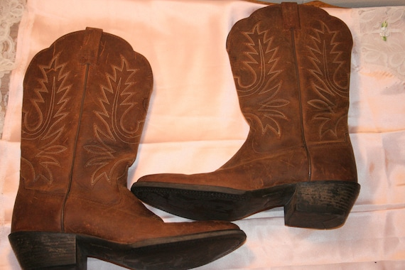 Size 6.5,WESTERN MENS BOOTS,western boots,mens boo