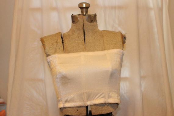 VINTAGE LACE CORSET Tops,vintage corset tops,cute… - image 1