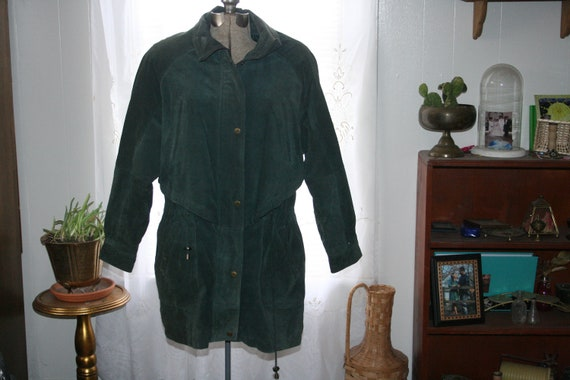 SUEDE PARKA JACKET,hipster jacket,boho jacket,hipp