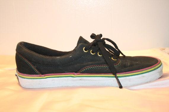 Size 9.5,MEN VANS SNEAKERS,vans shoes,van shoes m… - image 5