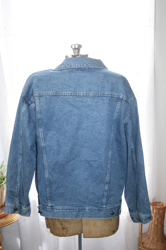 GRUNGE DENIM JACKET,denim jacket,hipster denim ja… - image 4