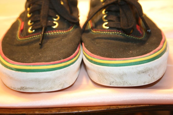 Size 9.5,MEN VANS SNEAKERS,vans shoes,van shoes m… - image 3