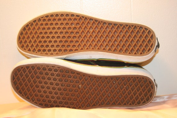 Size 9.5,MEN VANS SNEAKERS,vans shoes,van shoes m… - image 9