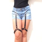 Studded Harness for Shorts