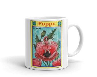 Poppy Seed Mug