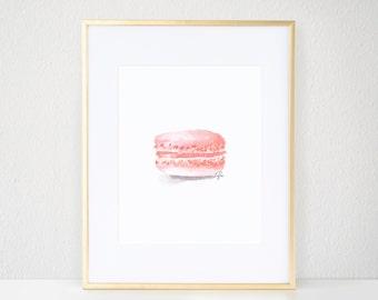 Blush Macaron