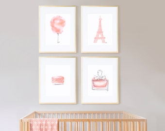 Sweet Blush with Pink Eiffel
