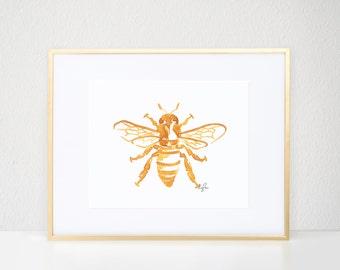 Bees Beetles Butterflies