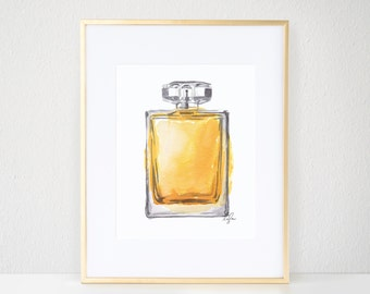 Gold Perfume