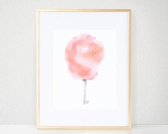 Blush Cotton Candy