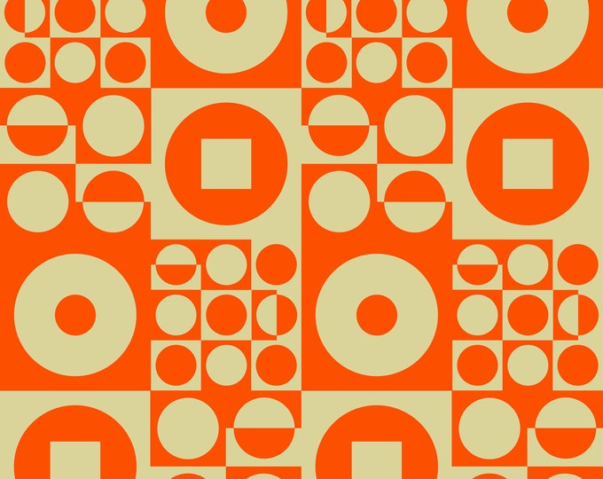 ROUND SQUARE | Vintage Iconic 60s - 70s Danish Design