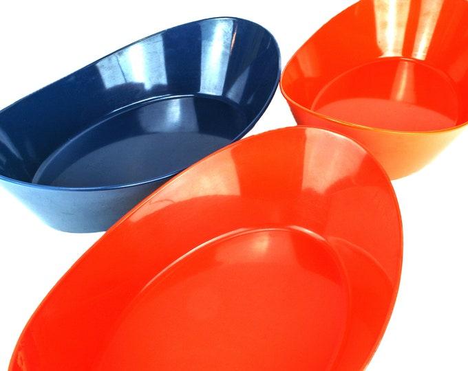 ROSTI - Mepal Melamine Vintage Iconic Danish Design, Service Bowl