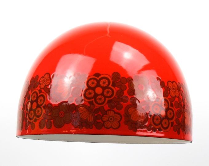 KALAS-21 Pendant Lamp by Kaj Franck and Raija Uosikkinen for Fog - Mørup and Arabia, 1960s