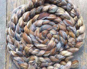 Starsheep Silky Southdown Braids Lilac Time