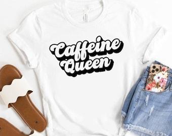 Caféine Queen T SHIRT-PREMIER Café Café