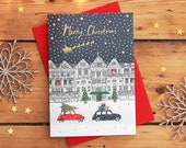 Liberty of London Christmas Card Pack