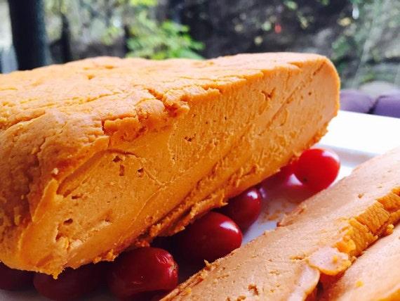 Raw Vegan Dehydrated cashew cheese 2  Ibs Appetizer, Snack, Sandwich .. Wedding, Birthday, Brunch